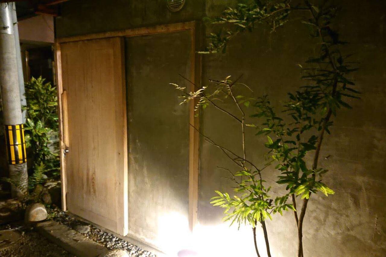池田屋(いけだや)の入り口