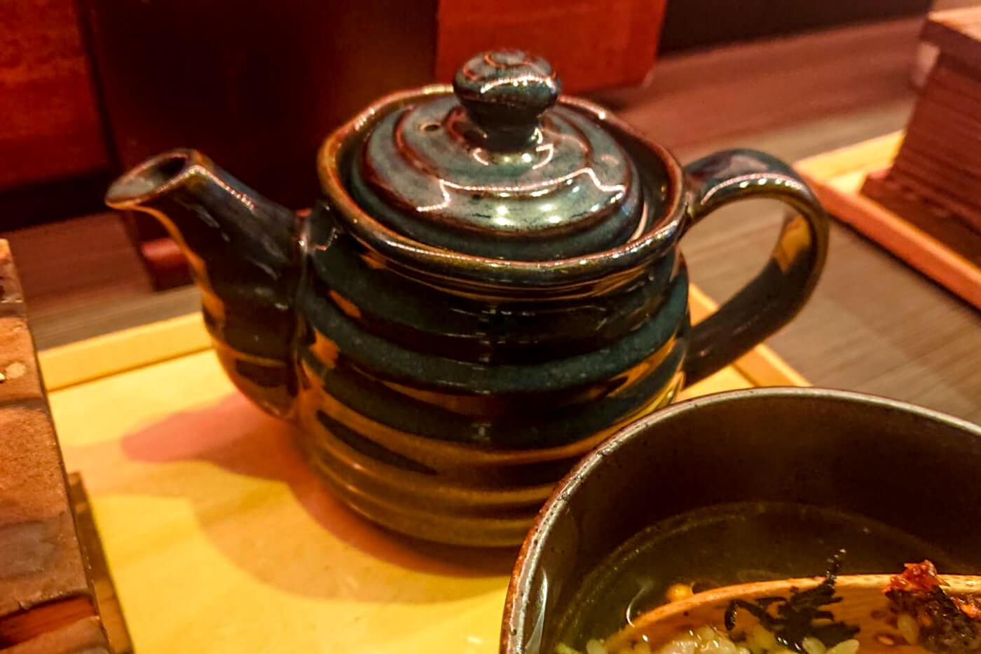 茶漬けの出汁